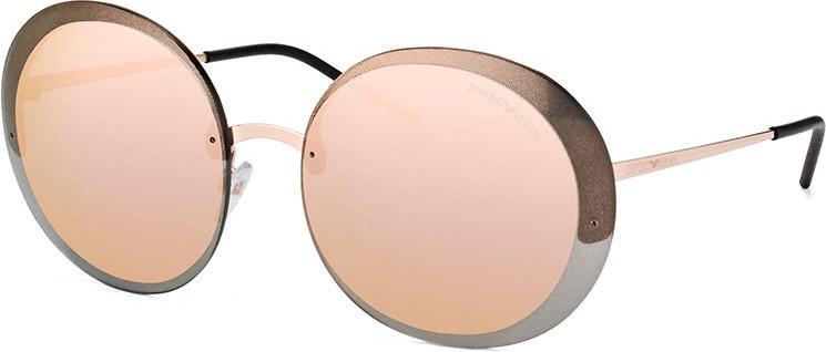 e13a91495b Gafas de sol de hombre en acatato marrón bitono