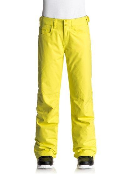 ba7b95e13f2 Lola - pantalón de peto para nieve para chicas 2-7 - rosa