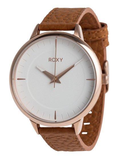 42e6623e3a43 Avenue leather - reloj analógico para mujer - naranja