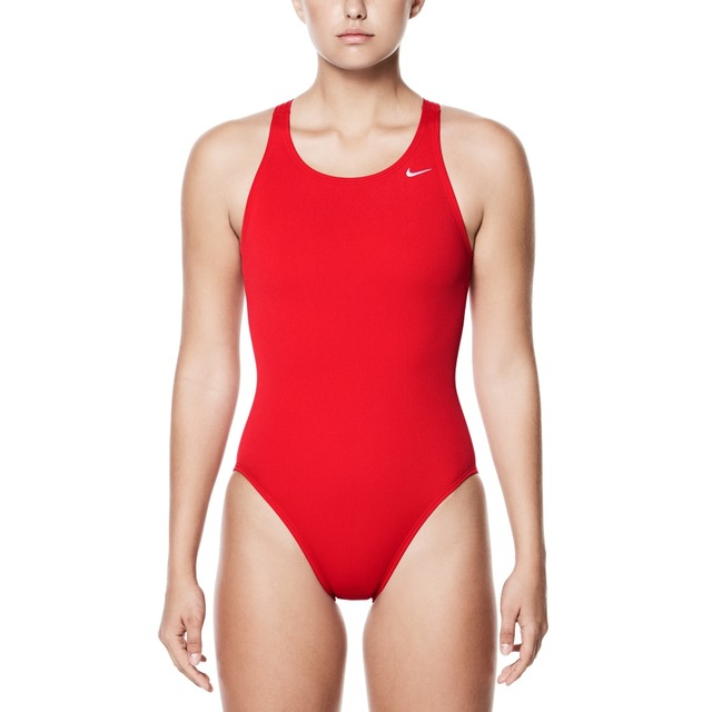 413e46a78a7c Bañador de mujer performance poly solid fastback one piece
