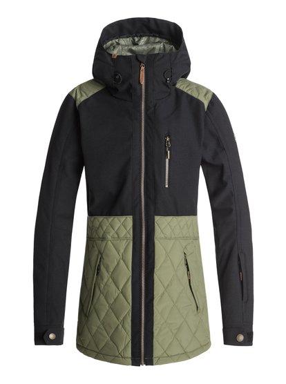 4cda1fa4 Journey - chaqueta para nieve para mujer - verde