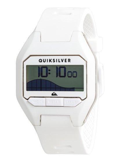 d4215b8a3412 Addictiv pro tide - reloj digital para hombre - blanco. Quiksilver