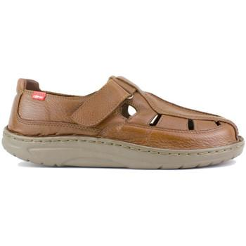 Sandalia Zapatos Cuero Para Vestir Velcro Baerchi De Hombre ZiPkTOXuwl