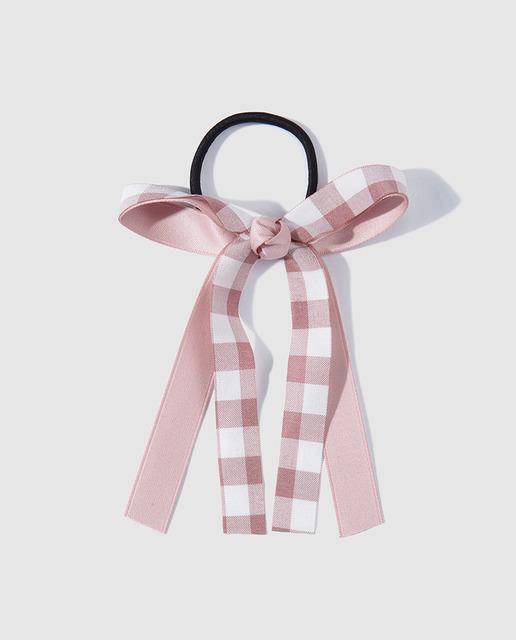 556f08067253 Coletero con lazo rosa