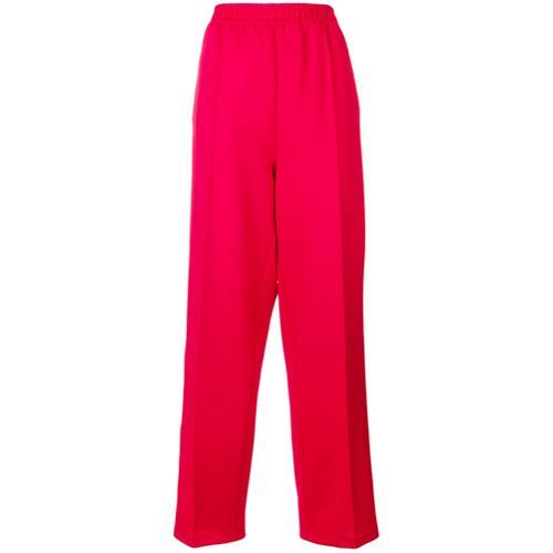 Kappa Deportivos Pantalones Rojo Pantalones Deportivos YtqX8w0t