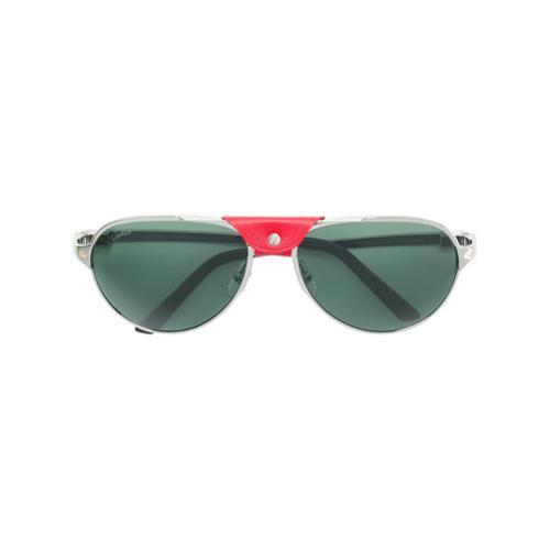 58a5aeb01b Gafas de sol santos - metalizado