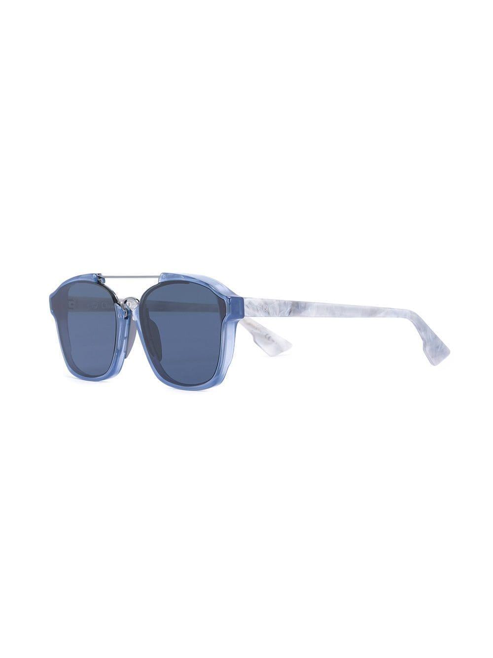 58b3455eb1 Dior eyewear gafas de sol abstract - azul