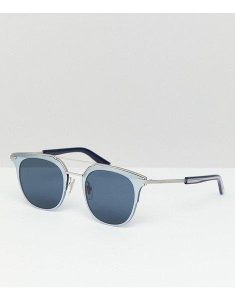 50628fecdc Gafas de sol estilo retro en plateado. 112,99 € · Police