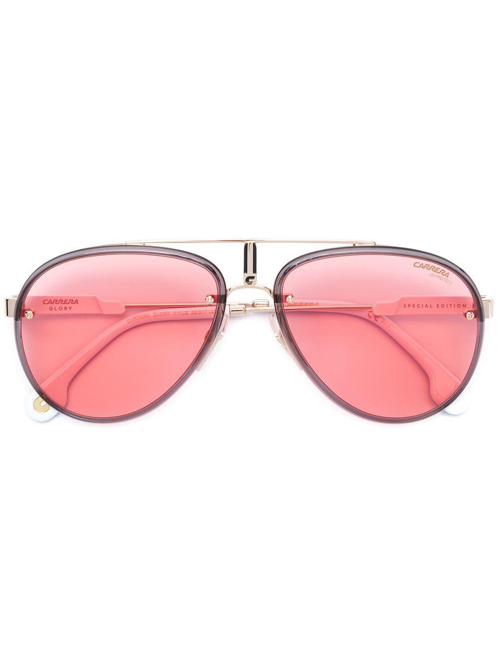 Gafas de sol glory - rojo 6e26b1cfca