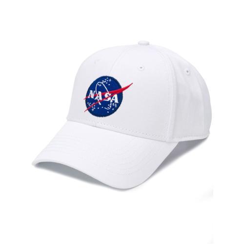 Gorra con logo nasa - blanco 19c59bb6001