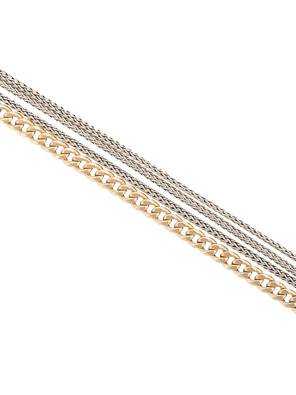 001fe89972ac Collar ajustable classic chain de adw.