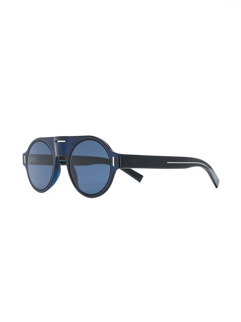 e8d1810a73 Dior eyewear gafas de sol fraction - azul