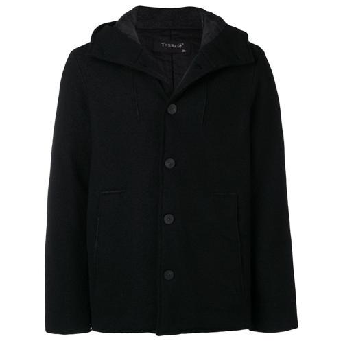 Chaleco con capucha - negro ac1abe6dc279
