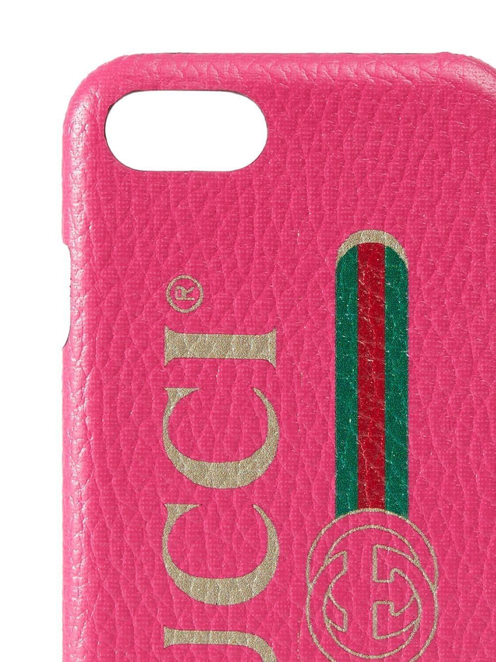 cea2d07901d Funda para iphone 8 con print - rosa
