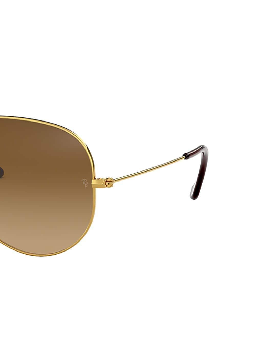 1f167c468d Ray-ban gafas de sol aviator classic - dorado