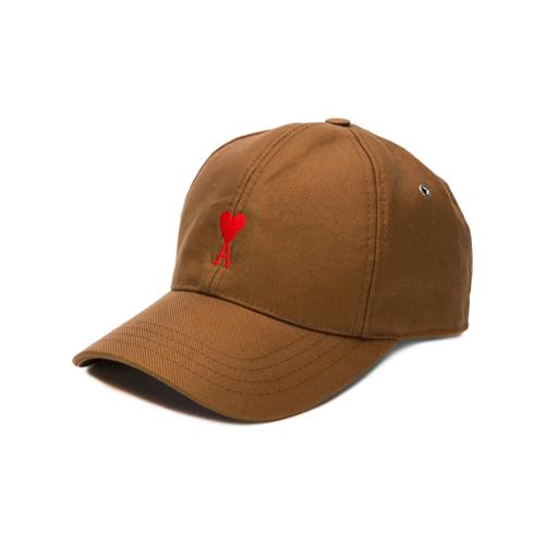 8281f9624f9e Gorro con parche del logo - rojo
