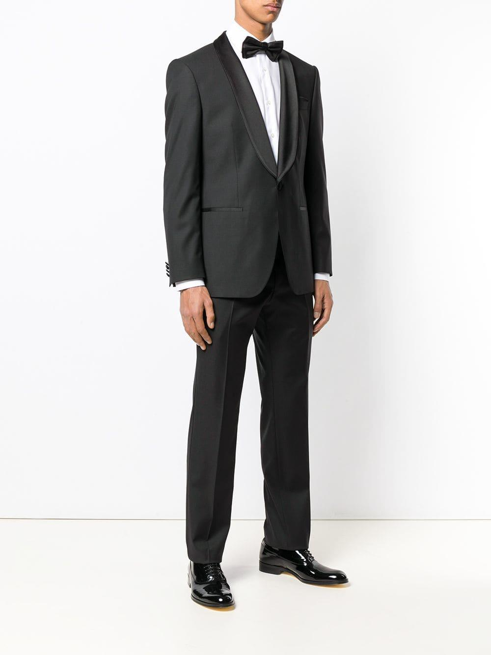 b0967daf786 Boss esmoquin de vestir - negro