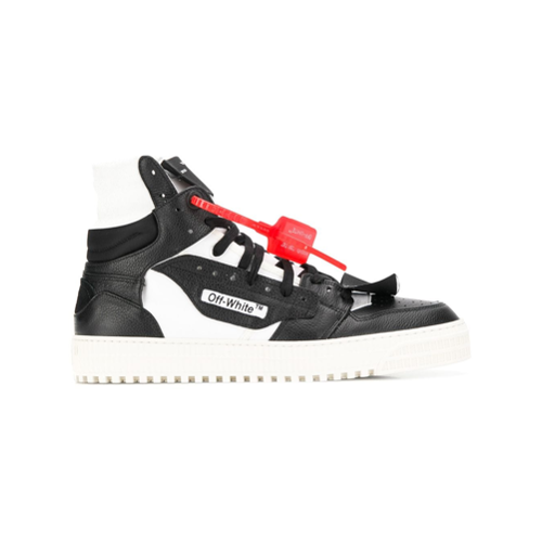 Zapatillas Off White Vulcanized Low Top Sneakers Negro Off White