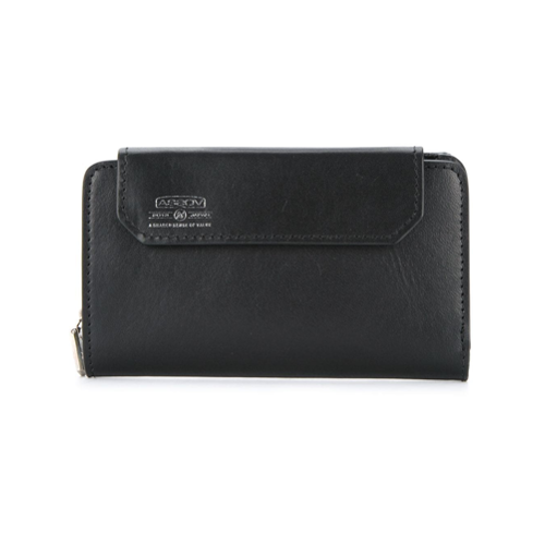 d801a7d75 Cartera larga mobile - negro