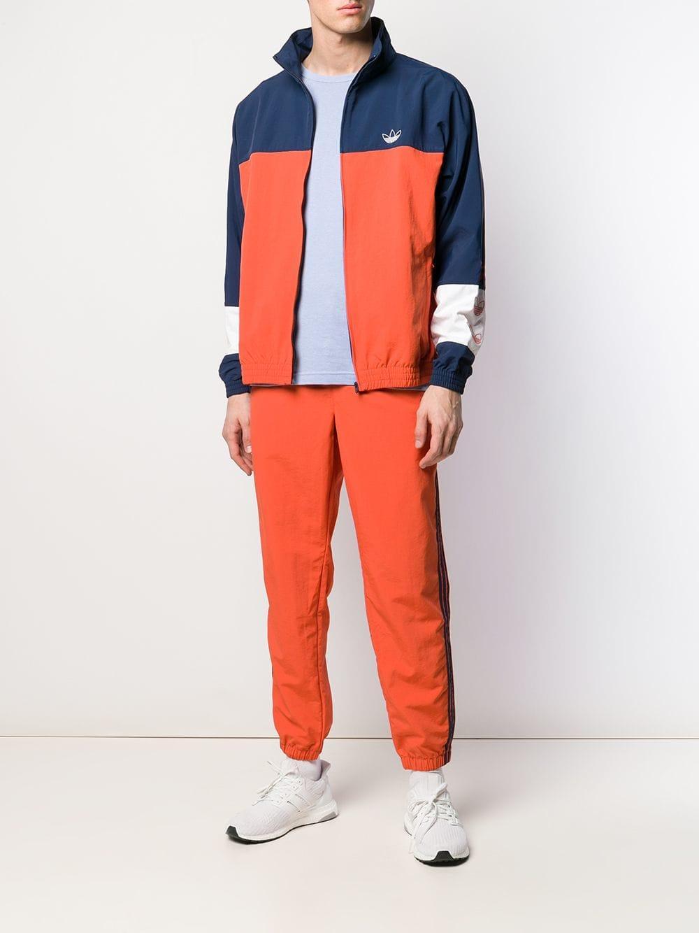 cf5d071fac Pantalones de chándal básicos - naranja