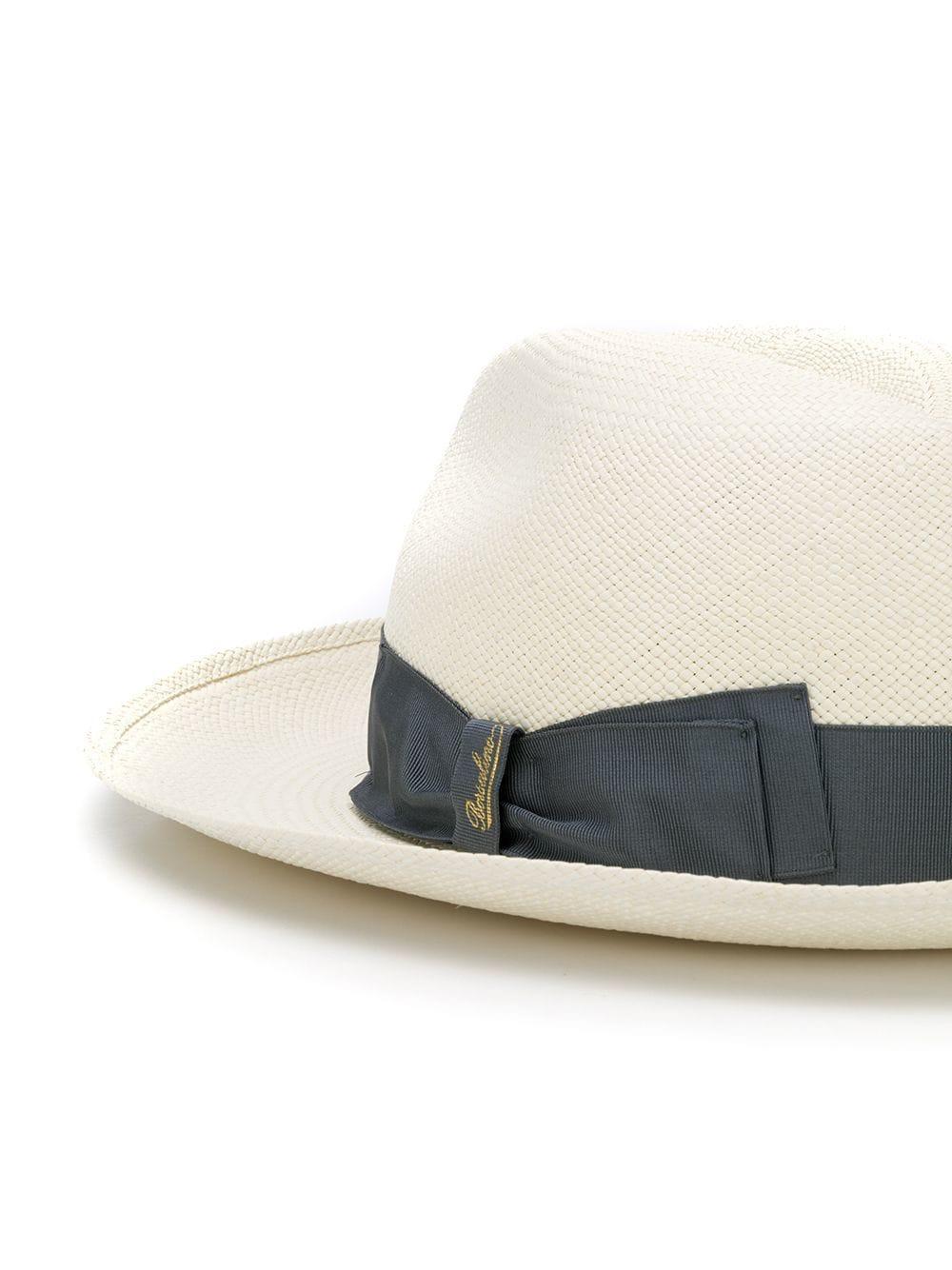 Sombrero con ala levantada - neutro 50928cff9b8