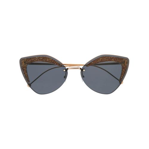 2eaa321328 Eyewear gafas de sol cat-eye tintadas... 389 ...