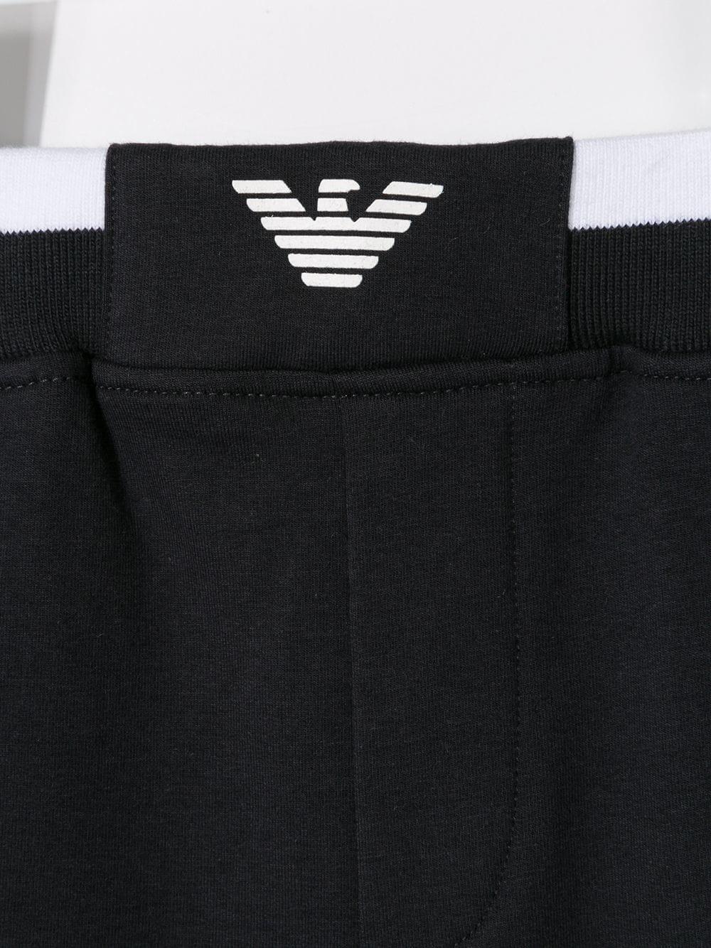 8d4a01fe2 Kids pantalones cortos de deporte - negro