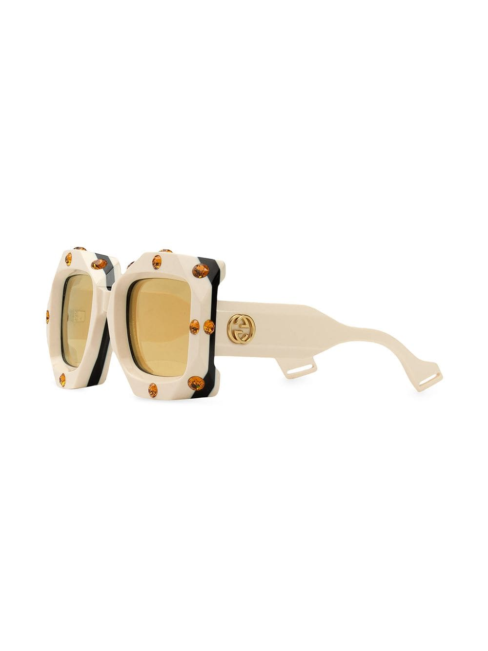 47b84b04a6 Eyewear gafas de sol con detalles de cristal - neutro