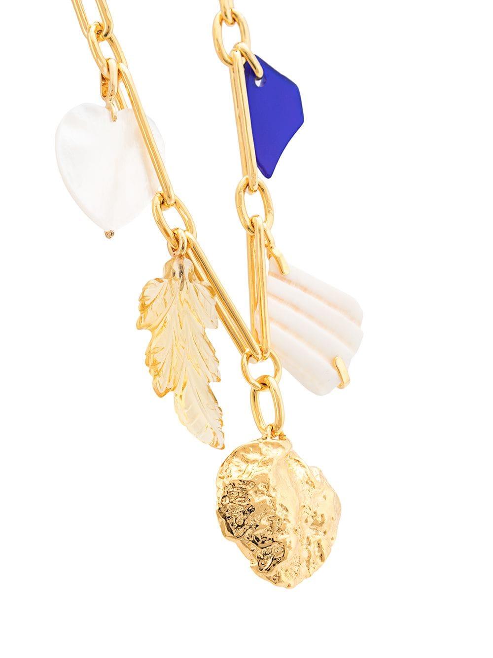 367829c90ad0 Collar con charm jewels paradise - do.