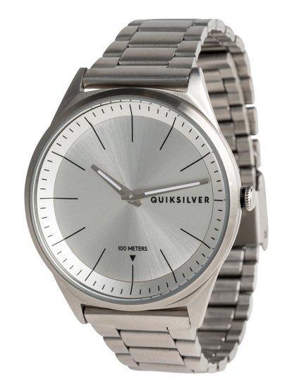 0f2a4a9f5b0c Bienville metal - reloj analógico para hombre - gris