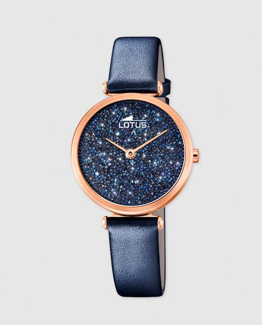 3f0211ff6b73 Reloj de mujer bliss 18608 2 de piel azul