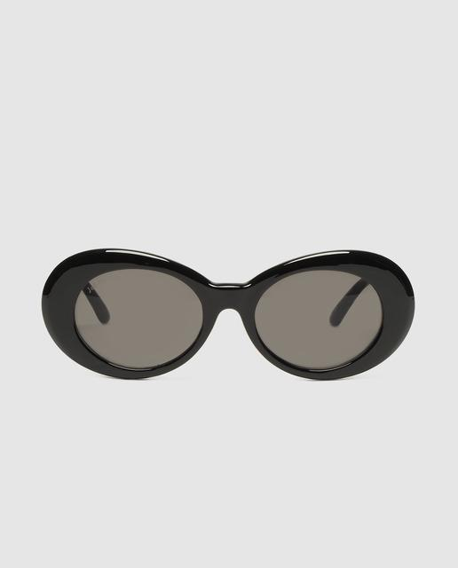 Gafas sol de mujer lola ovaladas en negro 3a3425e9303c