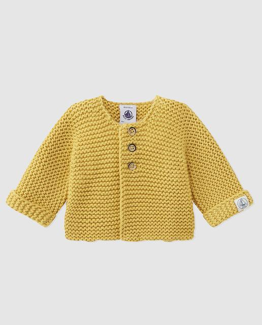 d3c5e7293 Jersey de bebé en amarillo