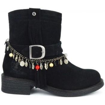 Coronel tapioca botas c160 01 negro para mujer