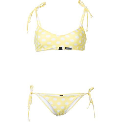 De De Lunares Bikini Bikini Lunares Amarillo iwPkTZOXu
