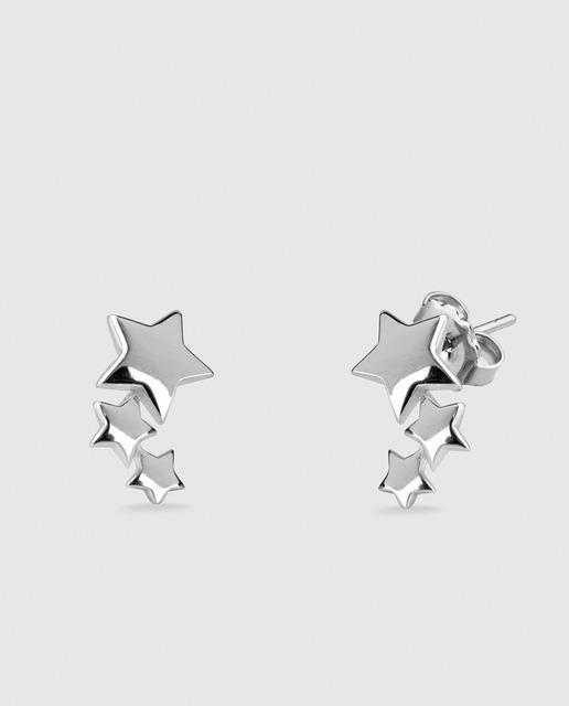 f87515fabd00 Pendientes ready to wear estrellas de plata. Vidal   Vidal