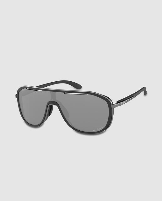 4efe3ad944 Gafas de sol de mujer outpace de lente única metálicas en plateado