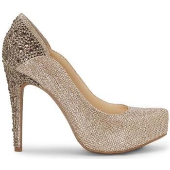 f6c005e3 Zapatos de tacón js-pehyton gold-multi para mujer