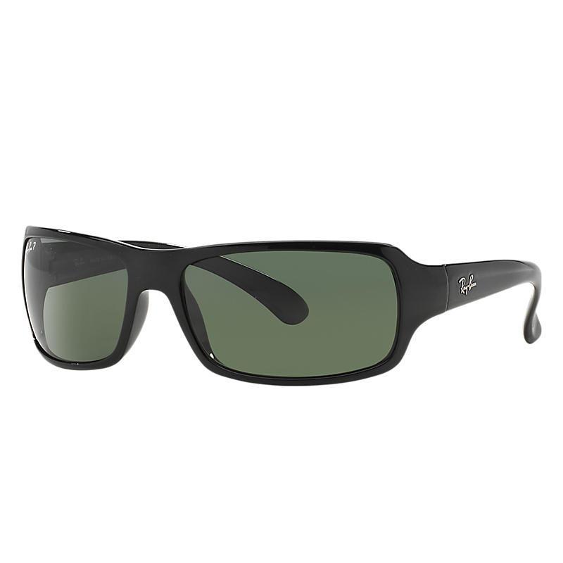 bd0645a053 Rb4075 mujer sunglasses lentes: verde polarizadas, montura: negro - rb4075  601/58 61-16