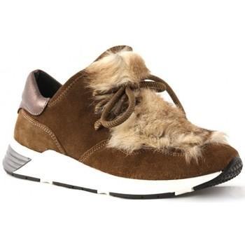 Zapatillas Ante Para Deportivos Mujer Pelo Kanna Zapatos Camel Street  EPvxHHq fe63b12888b