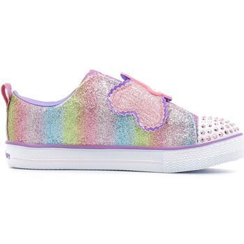 Zapatillas twinkle toes shuffle lite : sparkle pals para niña