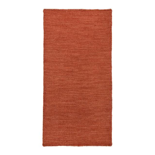 Alfombra de lana azor arcilla 120 x 180 cm