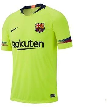 Camiseta fc barcelona away 18 19 breathe stadium junior para niño a657d5852db08
