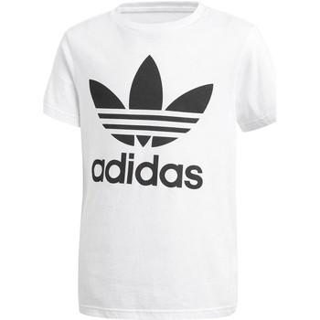 Camiseta j trf tee blanco para niño 7353d8d31ca42