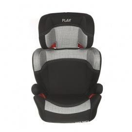 Play Safe Three Plus gris Silla de coche grupo 2//3