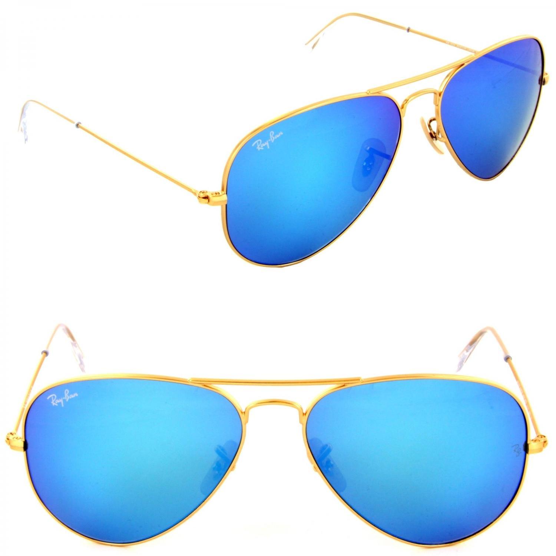 877d2fa838 Rayban metal de hombre, mujer, talla unica - 3025 rb 3025 112/17 55 azul