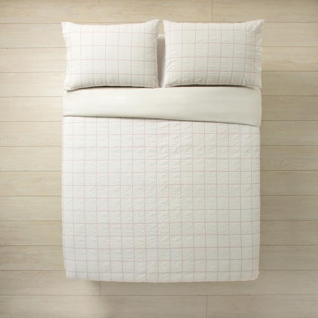 Juego de funda nórdica cusser rosa fucsia cama 135 cm 3a0596bbaaa