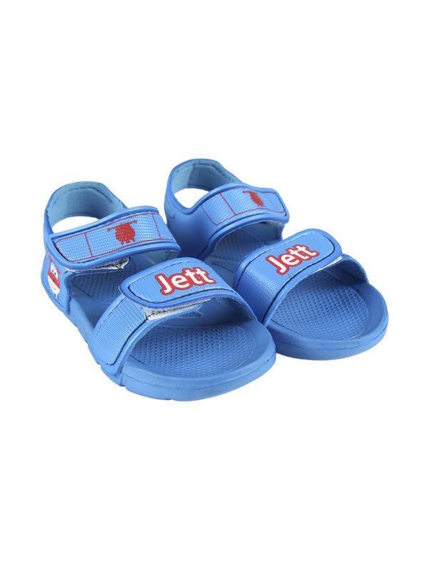Velcro Tiras 27 Sandalias Con De Claro Niño Azul Nm0Ov8nw